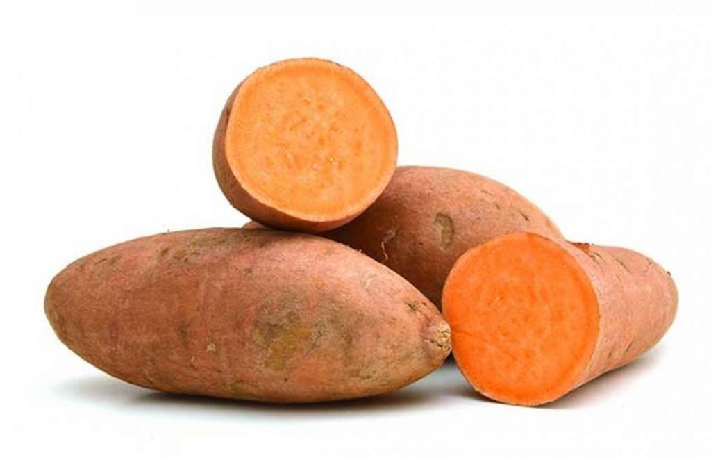Boniato o Patata